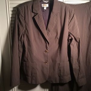 Pantsuit 14, Made in Italy for Talbots,summer find